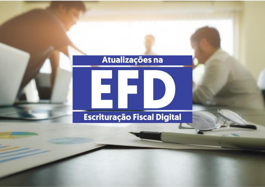 AM – AVISO AOS CONTRIBUINTES OBRIGADOS À EFD